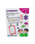 Joc educativ - La supermarket